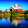 Expedition Everest ipad wallpaper